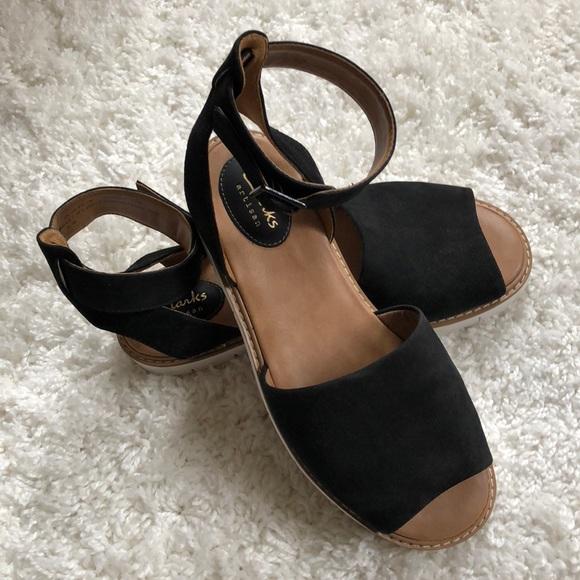9501c21ec202 Clarks Shoes - Clark s Lydie Hala artisan sandals